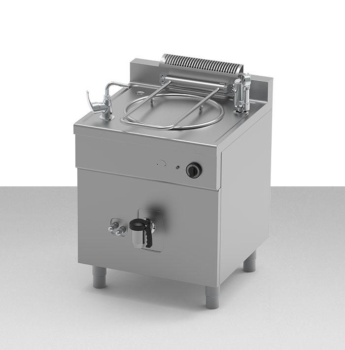 Small Boiling Pan Bpf Model Icos Professional